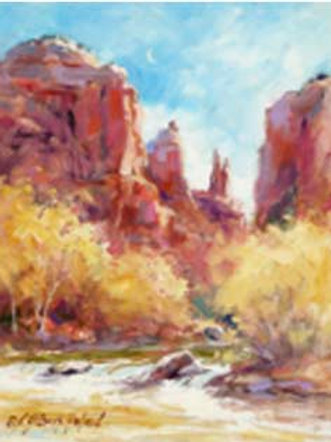 Plein Air for Everyone  with Julie Gilbert Pollard - 10/23 & 26