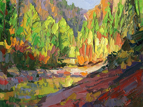 Painting Expressively with Color Russell Johnson - 1/18 & 1/19