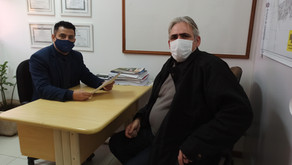 Marco apresenta projeto para garantir funcionamento do Conselho Gestor do Hospital Padre Jeremias