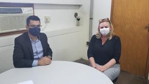 Marco investiga internações por Covid-19 no Hospital Padre Jeremias