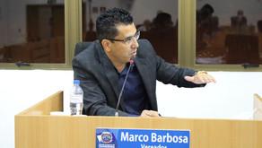 Promulgada lei de Marco Barbosa que autoriza limpeza compulsória de terrenos baldios