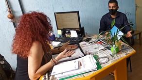 Marco Barbosa leva demandas para secretária de Educação