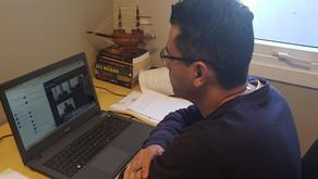Marco participa de audiência com Ministério Público sobre o Mato do Júlio