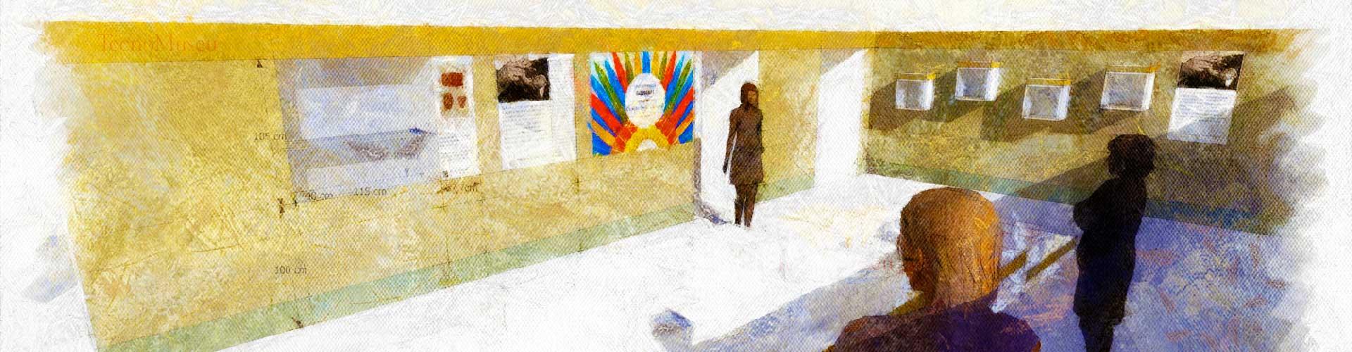 Projeto museográfico