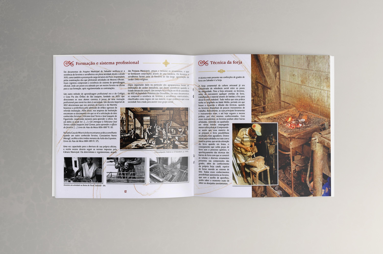 Catálogo da Exposição Gradil