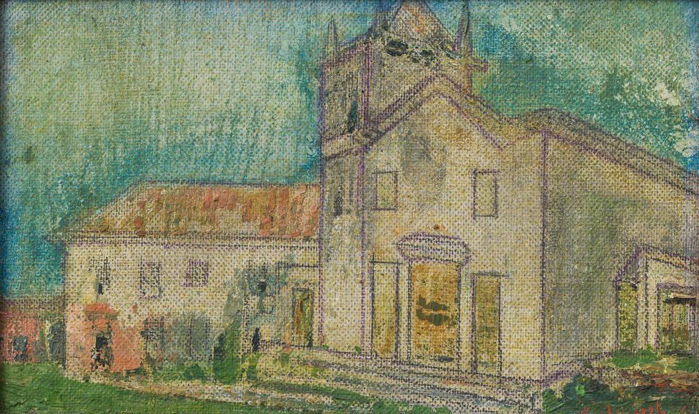 Igreja de Itaparica