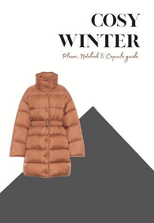 Warm Capsule Wardrobe for Winter