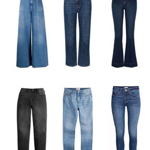 The 6 Pairs of Jeans to own Now!