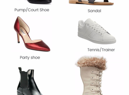 The 6 Shoes that Every Wardrobe Needs