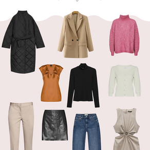 10 Timeless Trends to add to your Capsule Wardrobe for Fall 2021!
