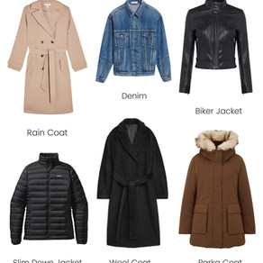 The 6 Coats that Every Wardrobe Needs