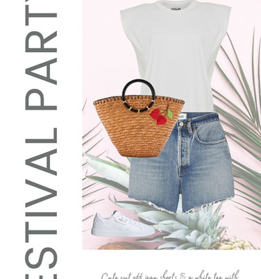 Summer Capsule Outfit