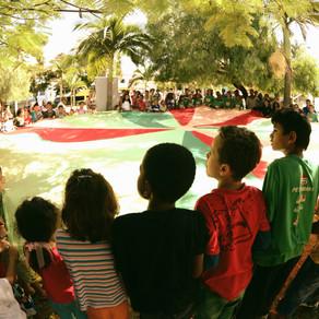 Grupo inicia atividades em distritos de Vazante (MG) através do projeto Ator Cidadão