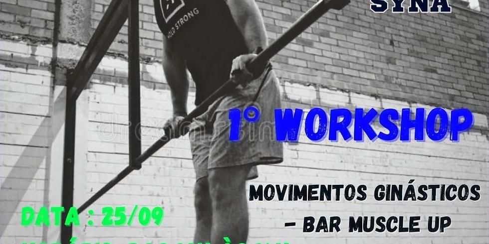 Workshop Bar Muscle Up