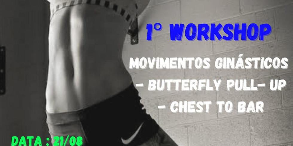 1º Workshop de Movimentos Ginásticos