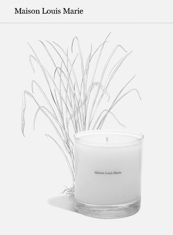 Maison Louis Marie - Lemongrass candle