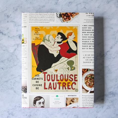 Les carnets de cuisine de Toulouse-Lautrec