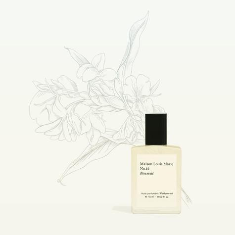 Maison Louis Marie - White Ginger Flower
