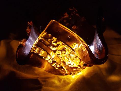 Candle holder #6 Illuminated