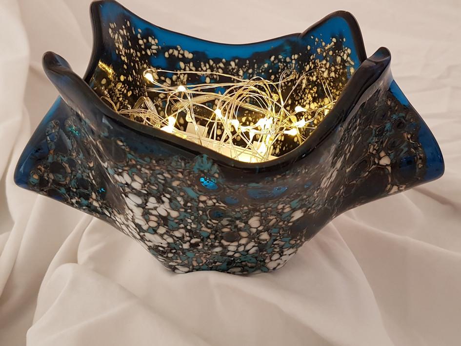 Vase #9 Illuminated