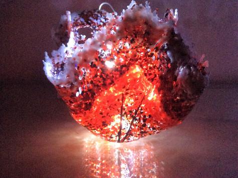 Vase #7 Illuminated