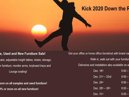 Kick 2020 Down the Road Sale!