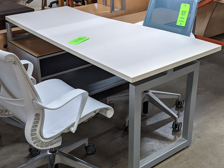 Herman Miller Intent Desk