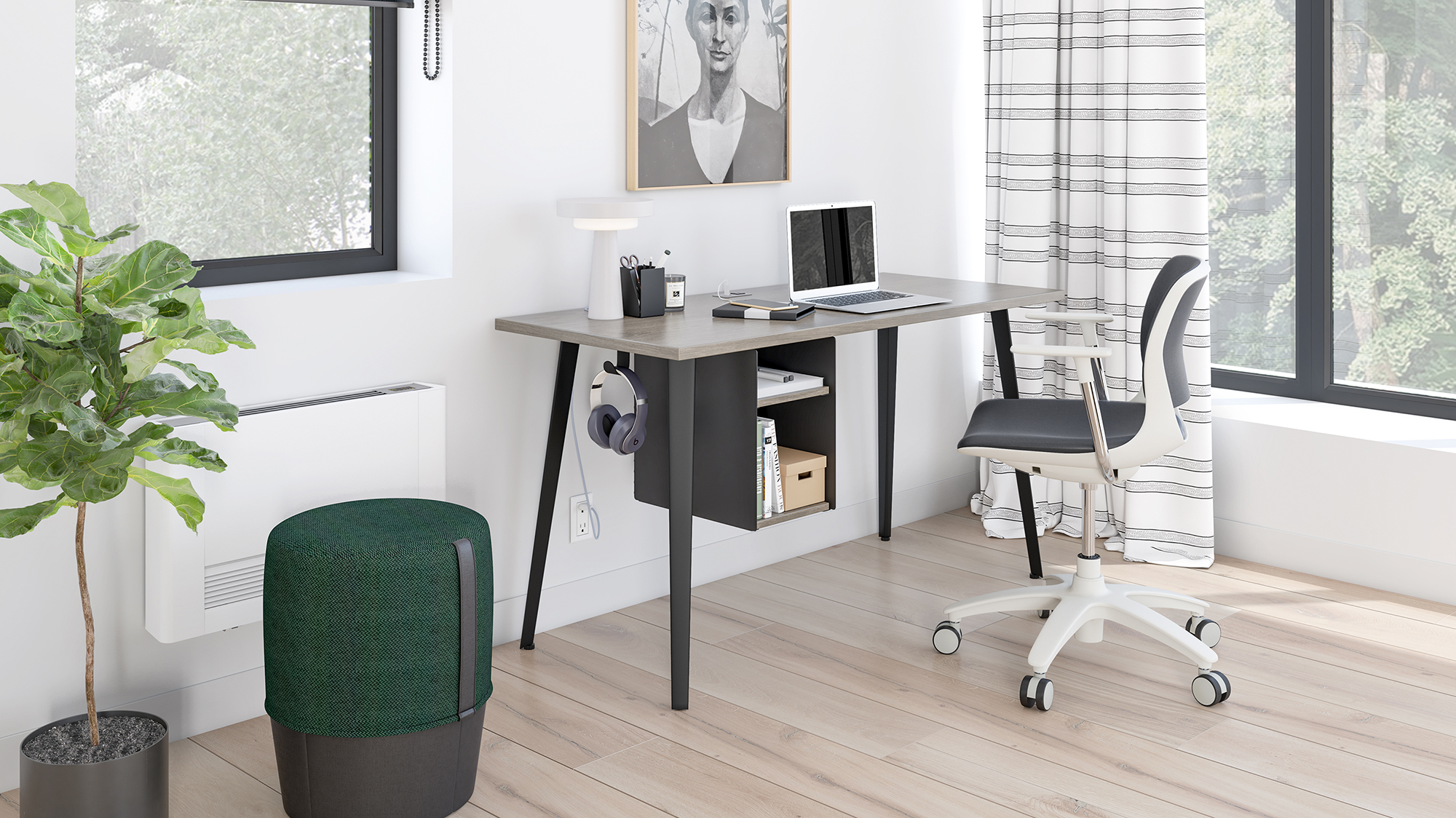 Groupe Lacasse Stad Home Office