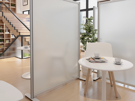 Freestanding Screens: Countless Privacy Configurations