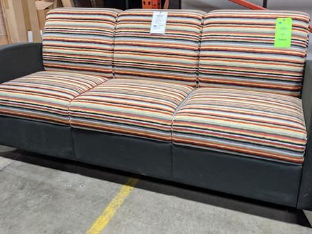 Showroom Sample Sale: Sit On It Composium Curve 3-Seater