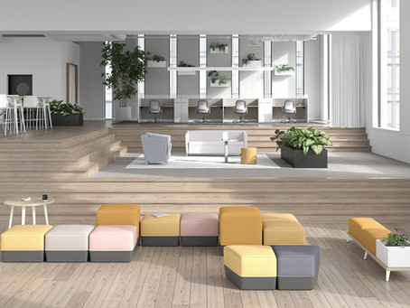 Groupe Lacasse: Return-To-Work Spaces