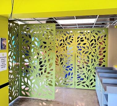 AMQ 3F Hanging Panels