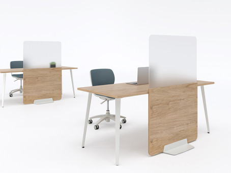 Group Lacasse: Luti Freestanding Screens