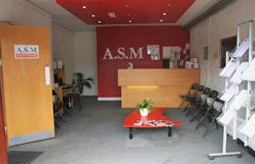 This is a photo taken in navan, with ASM driving school offices on the commons road navan. School of motoring