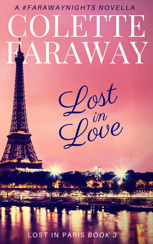 COVER REVEAL Lost in Love (Book 3)