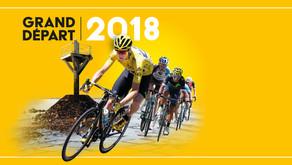 Le Tour de France arrive chez nous !