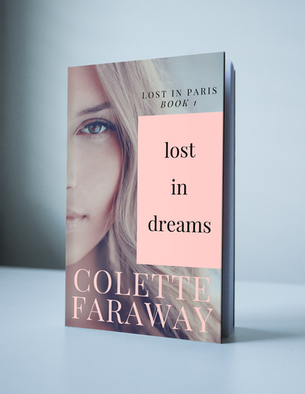 ***NEW*** COVER REVEAL Lost in Dreams (Book 1)