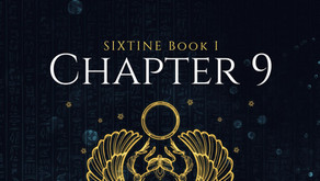 SIXTINE  Book I / Chapter 9