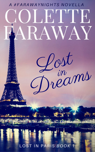 COVER REVEAL Lost in Dreams (Book 1)