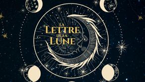 La Première Lettre de la Lune (Lettre de la Pleine Lune N°1 — 24 mars 2021)