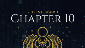 SIXTINE  Book I / Chapter 10