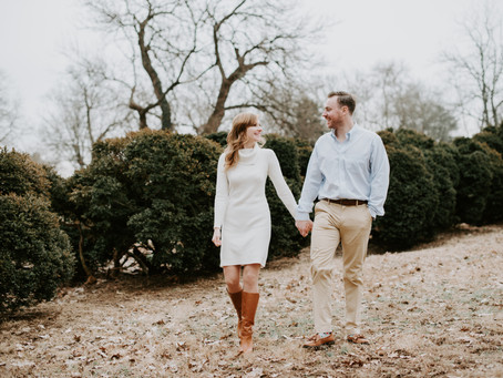 Sneak Peek: Sam + Aly's Engagement Session