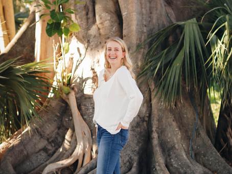 Katie's Senior Portraits / Naples, FL