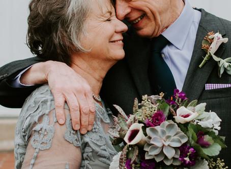 Highlights: Nelljean & Clay's January Wedding