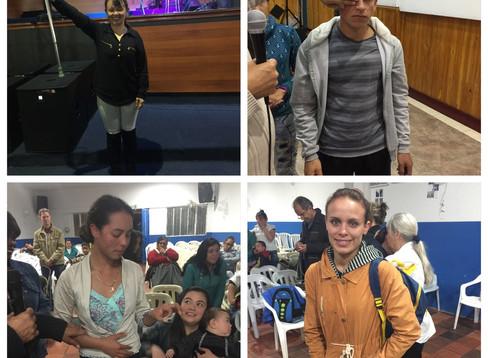 Testimonies From Bogota, Colombia