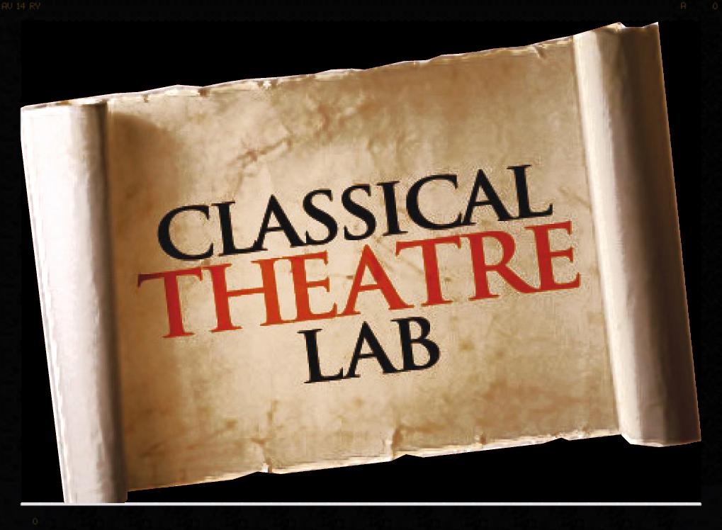 COMPANY   Classical Theatre Lab
