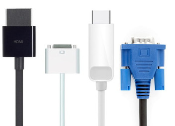 VGA, DVI, HDMI, DP... CONFUSED?