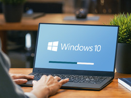 UPGRADE TO WINDOWS 10 AT HOME