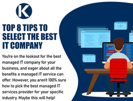 TOP 8 TIPS TO SELECT THE BEST IT COMPANY