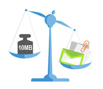 EMAIL...3 REASONS YOU SHOULDN'T USE IT FOR FILE & PHOTO TRANSFER